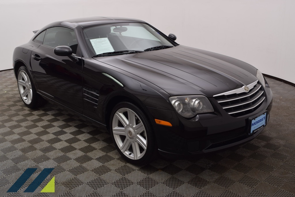 Pre-Owned 2006 Chrysler Crossfire Base