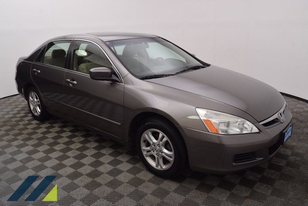 Pre-Owned 2007 Honda Accord EX
