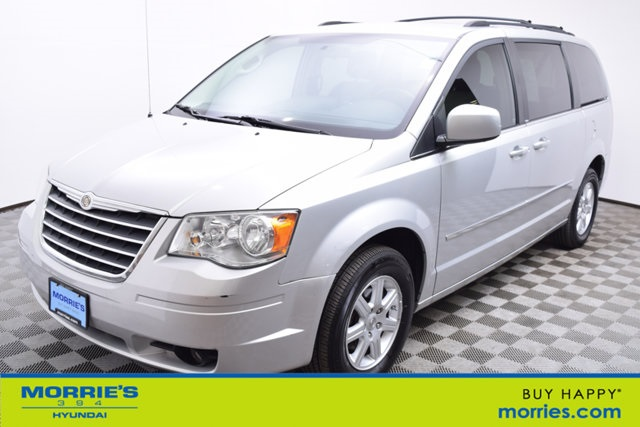 Pre Owned 2010 Chrysler Town Country Touring Plus