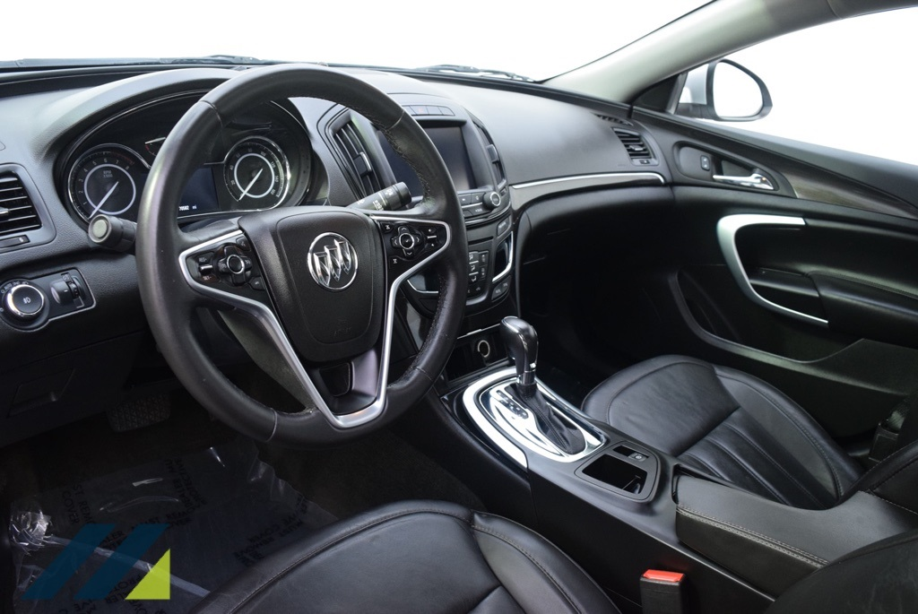 Pre-Owned 2014 Buick Regal Base