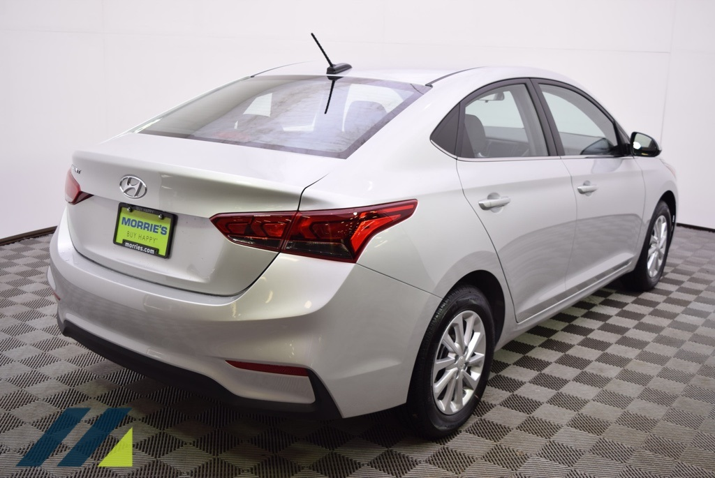 New 2020 Hyundai Accent SEL