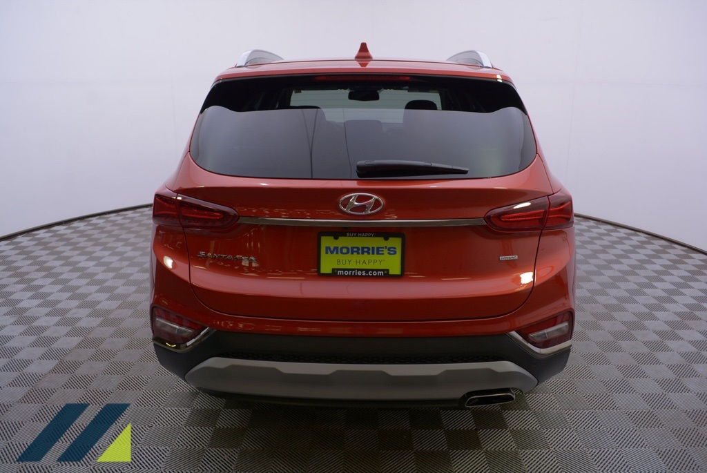 New 2020 Hyundai Santa Fe Limited 2.4
