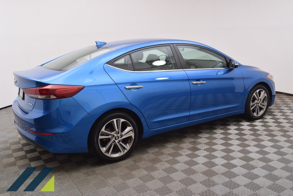 Certified Pre-Owned 2017 Hyundai Elantra Limited