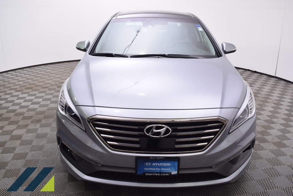 Certified Pre-Owned 2016 Hyundai Sonata Limited