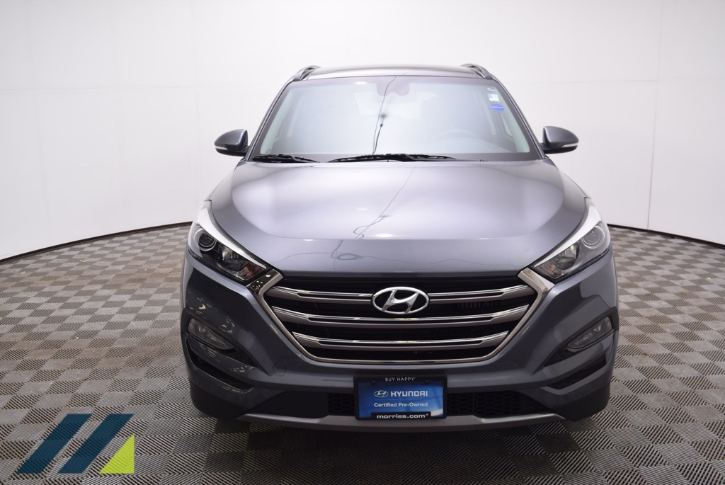 Certified Pre-Owned 2016 Hyundai Tucson Limited