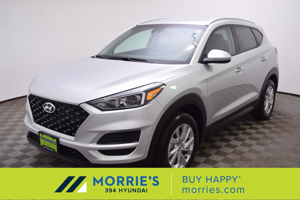 New 2019 Hyundai Tucson Value 4d Sport Utility In St Louis Park