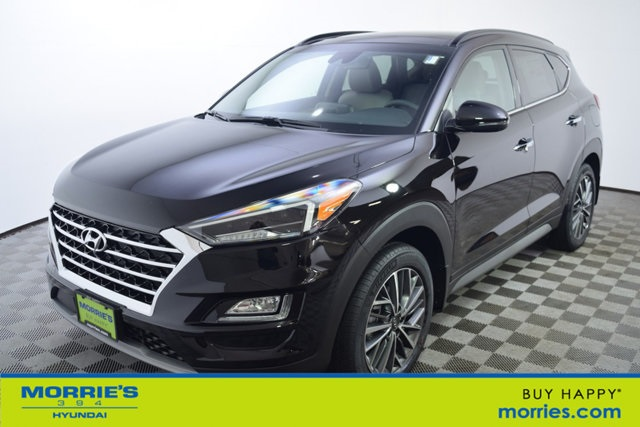 New 2019 Hyundai Tucson Ultimate 4d Sport Utility In St Louis Park