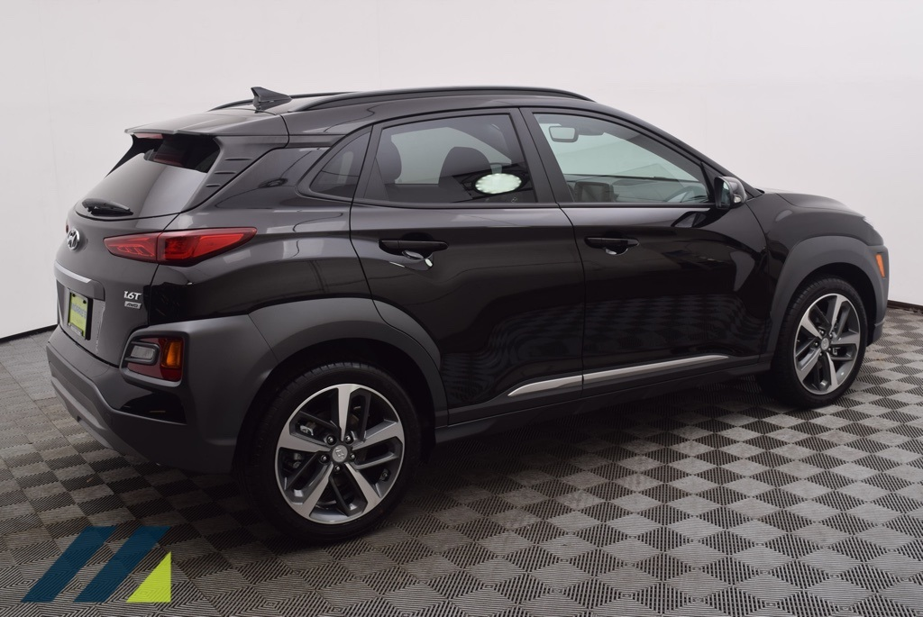 New 2019 Hyundai Kona Limited