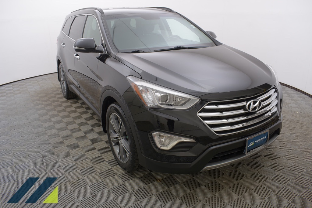 Pre-Owned 2015 Hyundai Santa Fe Limited