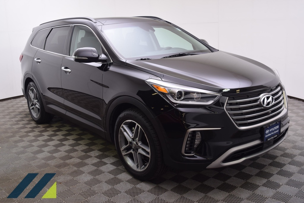 Certified Pre-Owned 2018 Hyundai Santa Fe SE Ultimate