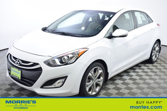 Certified Pre Owned 2014 Hyundai Elantra GT Base