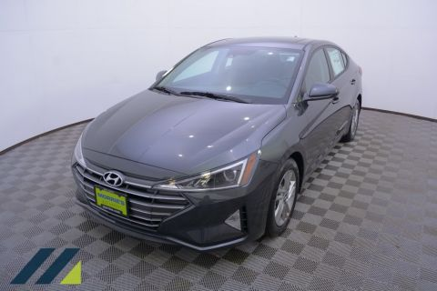 New 2020 Hyundai Elantra Value Edition FWD 4D Sedan