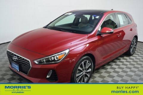 Certified Pre-Owned 2018 Hyundai Elantra GT Base